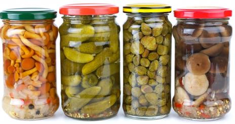 bottled produce at Terra Madre SA